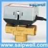 Motorized Valves for HVAC System