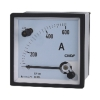 Moving Iron Voltmeter With Change Over Switch For AC Ammeters & Voltmeters