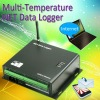 Multi-Temperature NET Data Logger