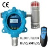 NO Gas Leakage Alarm(audible and visual alarm)