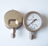 Naite All-stainless steel pressure gauge