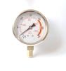 Naite oil filled pressure gauge