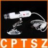 New 4 -LED USB digital Microscope