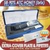 New 58-90% ATC Honey Refractometer Beekeeping Bees