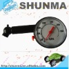 New dial tire pressure gauge, car air measure, auto tpms, 0-350KPA, SMT5101B-KPA
