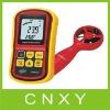 New digital measuring wind speed meter anemometer