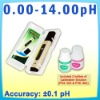 Pen Type pH Meter + solutions