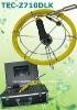 Pipe Inspection Camera with DVR & Transmitter TEC-Z710DLK
