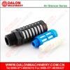 Plastic Porous Silencer