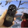 Pocket-sized Anemometer