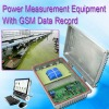 Power Meter measurement equipment with GSM Data record