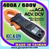 Power Quality Clamp Meter 400A AC Multimeter Volt Ohm