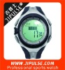 Precision altimeter watch
