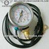 Pressure gauge for CNG auto parts