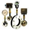 Pressure sensor isolator ring