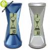 Promotional Mini Countdown/Countup Timers with Digital Sandglass Style, Measures 45 x 45 x 110mm