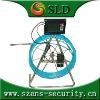 Push rod CCTV pipe camera