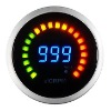 RPM(Auto Meter / Racing Gauge 52mm digital 2 in 1 R.P.M. with Volt)