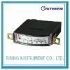 Rectangular medical pressure gauge