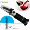 Refractometer supplier!! Grape and Alcohol Refractometer