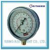 Refrigeration pressure gauge,plastic case