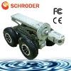 Robotic crawler sewer inspection drain camera