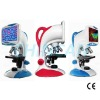 S Series Multifunction Digital LCD Microscope