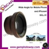 SCL-31 Mobile phone lens wide angle lens Mobile Phone Housings