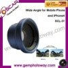 SCL-31 Mobile phone lens wide angle lens other mboile phone accessory
