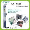 SK-X80-031 Hospital Blood Pressure Medical Arm Sleeves Temperatue Sensor Mass Weight Fat Model