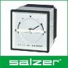 Salzer Brand Analog Synchroscope Meter