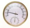 Sauna room metallic thermo-hygrometer thermometer hygrometer