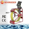 Schroder high-end pipe sewer drain inspection push camera system SD-1050II