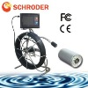 Schroder professional drain sewer pipe detection camera