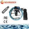 Schroder professional sewer chimney duct tunnel cctv inspection camera SD-1030