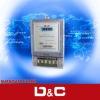 Shanghai DELIXI three phase electronic KWH meter