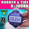 Shore A Digital Durometer Hardness Tester Rubber Vinyl