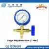 Single gauge valve CT-466