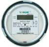 Single-phase Two wire electronic electricity meter
