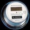 Single phase electrical ANSI socket energy meter