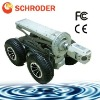 Six-wheeled Drive Pipe Inspection Robot