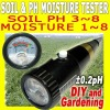 Soil pH & Moisture Meter Tester Plants Crops flowers
