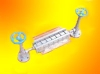 TBS-C type defrost glass sheet liquid level gauges