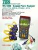 TES3600 3 phase power analyzer