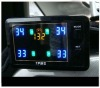 TPMS Tire Pressure Monitoring System Car Security System