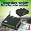 Temperature Humidity Data Recorder system