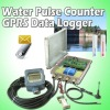 Temperature Water Pulse Counter GPRS Data Logger