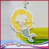 The Little Mermaid Perfume Test Blotters 250gsm