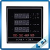 Three Line Digital Multi-function power meter
