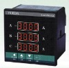 Three-Phase AC Combined Digital Meter for Active Power, Reactive Power and Power Factor